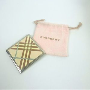 Burberry purse tote mirror. Gently used condition.